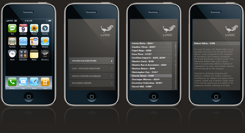 LVDC Mobile Site