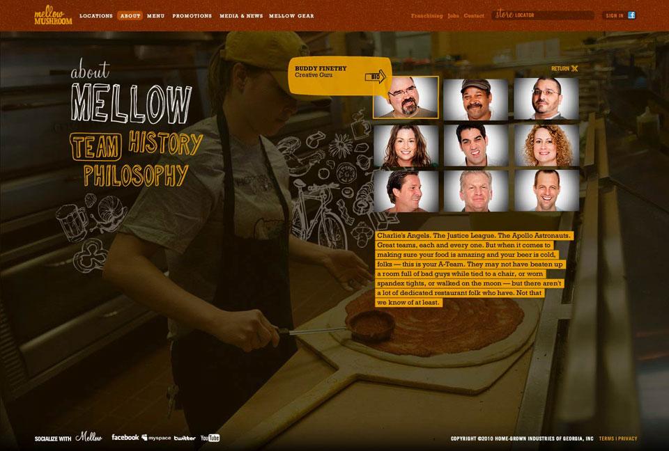 Website - Team