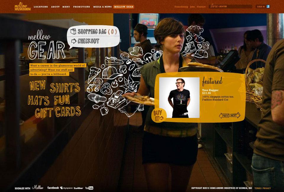 Website - Mellow Gear