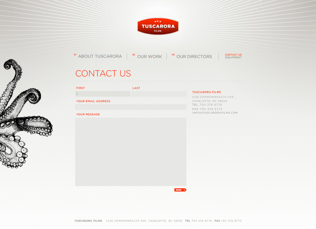 Website - Contact Us