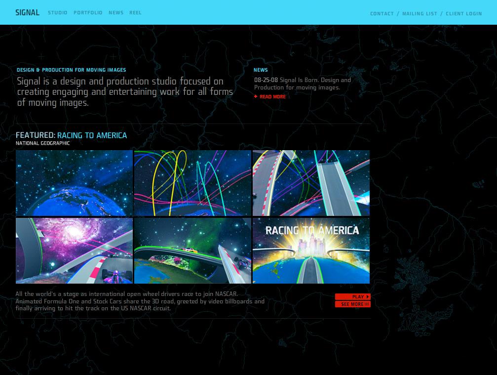 Website - Homeage