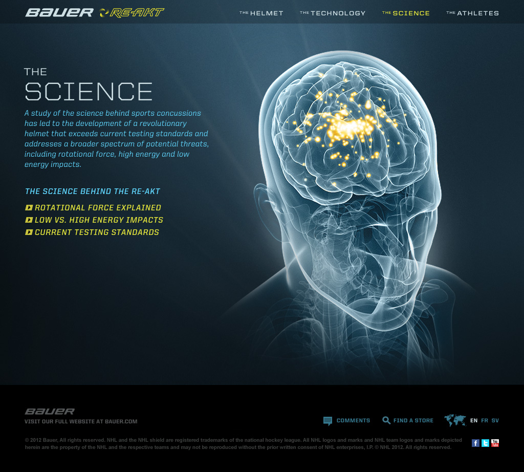 RE-AKT Microsite - The Science