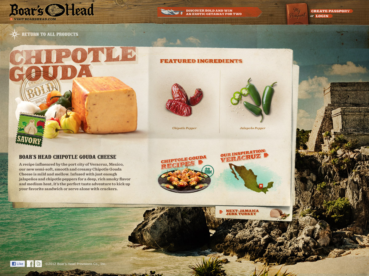 Bold Microsite - Chipotle Gouda Detail