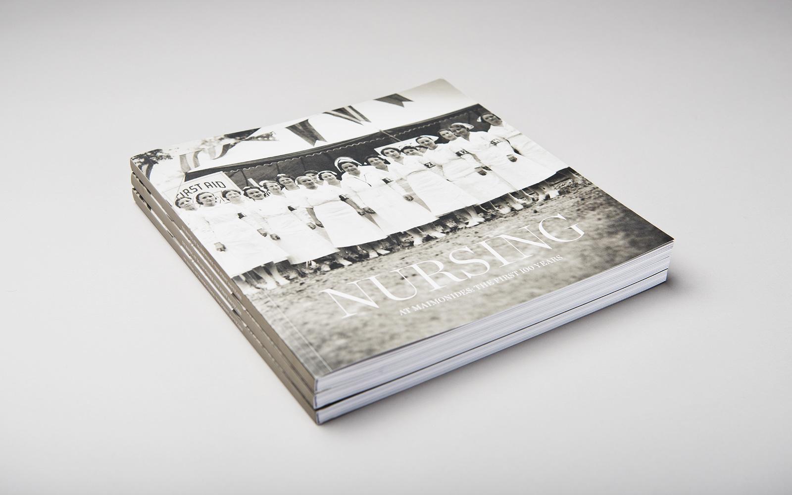 Nursing Centennial Book - Cover