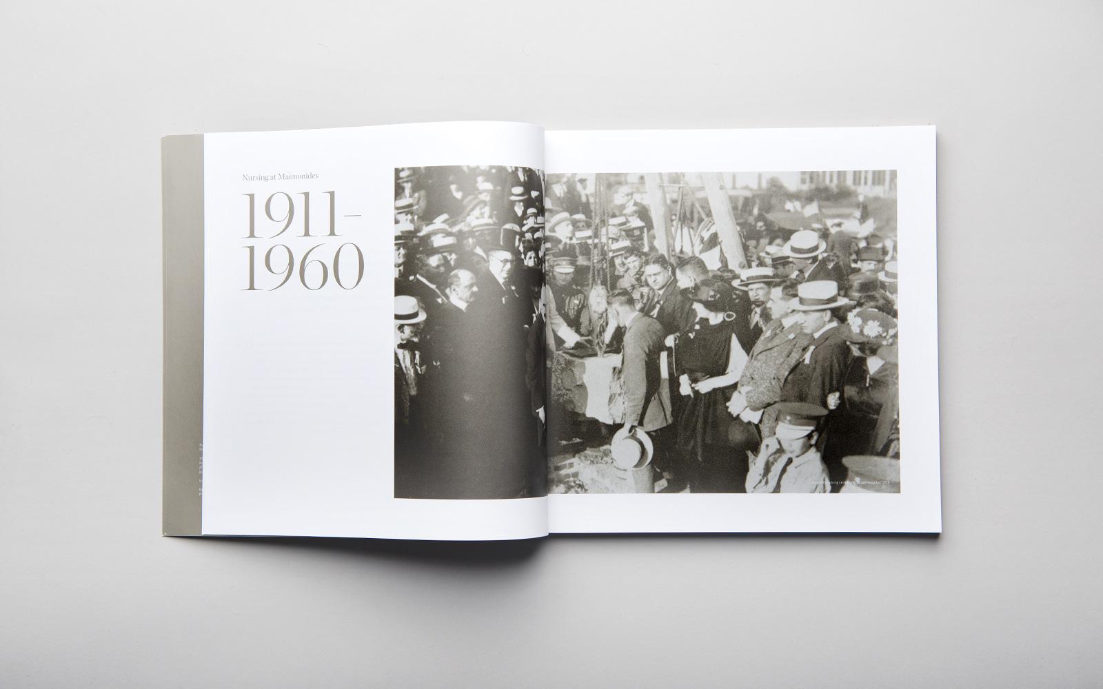 Nursing Centennial Book - 1911–1960 Introduction