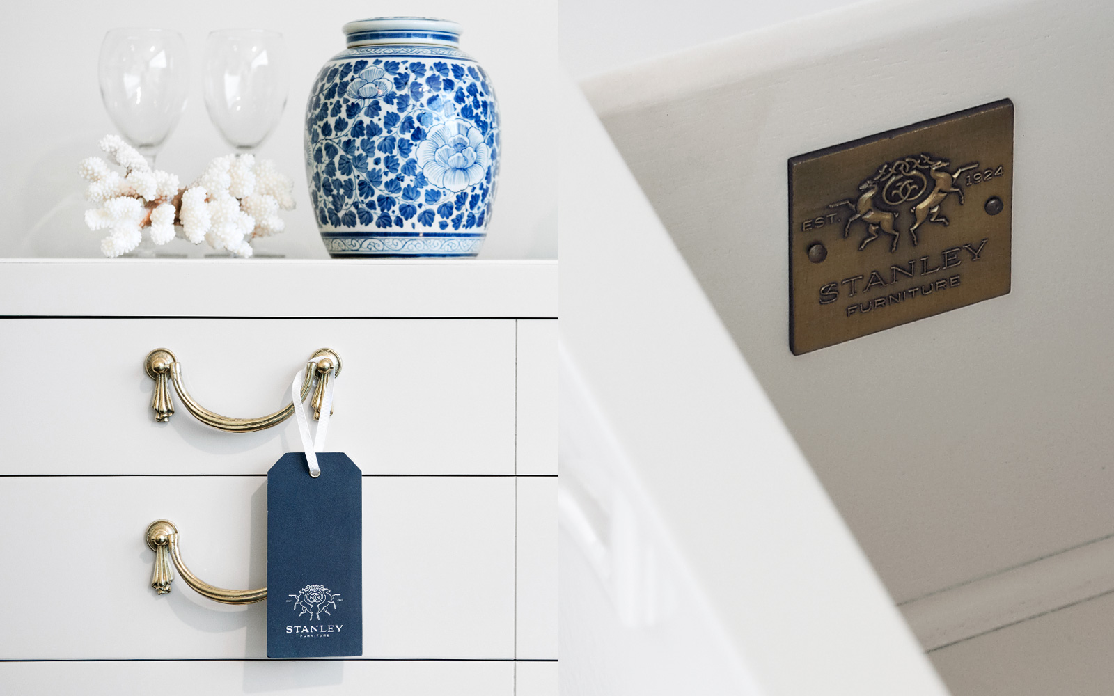 Furniture Hangtags and Brand Plates