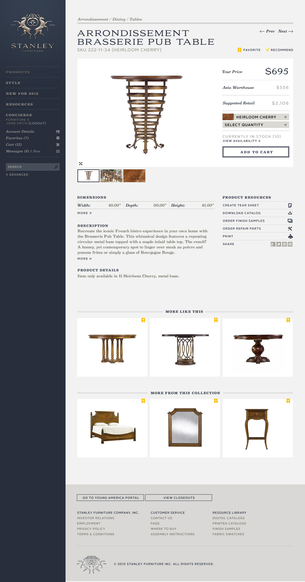 Website - Product - Detail